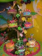 Thinkerbell Cake