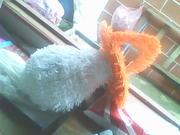 piñata de chupeta