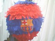 piñata del barcelona