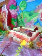 fiesta cumple frutillita - fresita strawberry