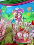 fiesta cumple frutillita fresita strawberry