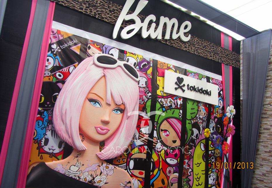 Barbie Toki Doki