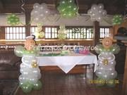 decoracion bautizo niño