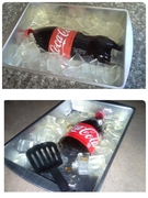 Gelatina de Coca-Cola