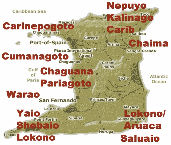 Tribes of Trinidad