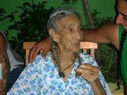 Grandma and tabaco