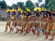 Womens ceremony Amazonian culture area