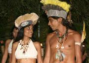 Lizzy Sarobey and Yerut