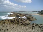 Overlooking Mar Chiquita