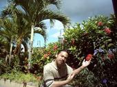 En Puerto Rico con las flores