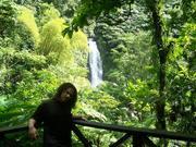 Trefalger Falls, Dominica
