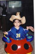 my little bandido age 14 months