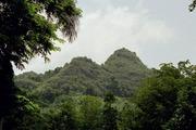 Cemi Mountain near Caguana