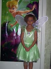 A Tinkerbell Birthday