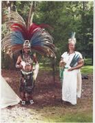 Jose & Monika At Indian Springs