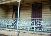 balcon abadonado en Mayaguez