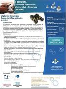 Curso I+D+I: Vigilancia estratégica tecno-cientifica aplicada