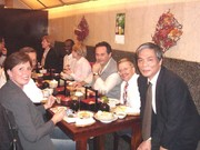 Enjoying the CI company in Tokyo