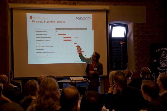 GIA CI Summit Helsinki May 2008 (Presentation by Hans Hedin)