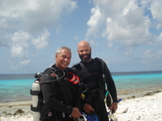 Errol & Rem Scuba Diving in Bonaire, 11-09