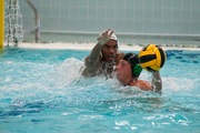 Defensive Reach in Water Polo