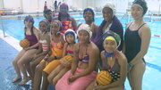 Swim & Water Polo Camp in Pittsburgh, girls of Greece Team, 9 to 10:30