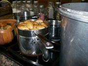 Canning White Potatoes