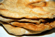 Whole Wheat Pita