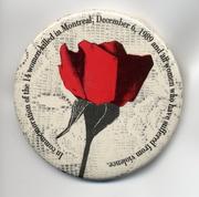 Commemorative button