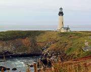 Yaquina Lighthouse Oregon