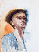 Portrait of Fiona.