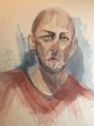 Portrait of Pete.