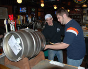 Philadelphia Brewing Firkin Night @ Hulmeville Inn