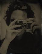 Collodion portrait