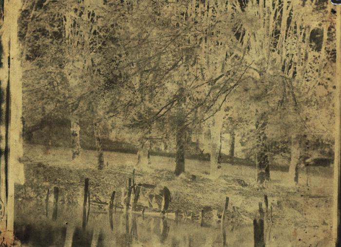 Baron Louis-Adolphe Humbert de Molard: Man at River's Edge