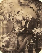 Richard Dykes Alexander: The Photographer and His Great Niece, Sarah Meggridge, No.31.