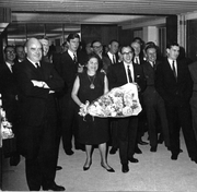 "Anya Teixeira(1913-1992): ""Good Photography"" Prize Giving September 1963: Who were the ""Suits"" Please?"
