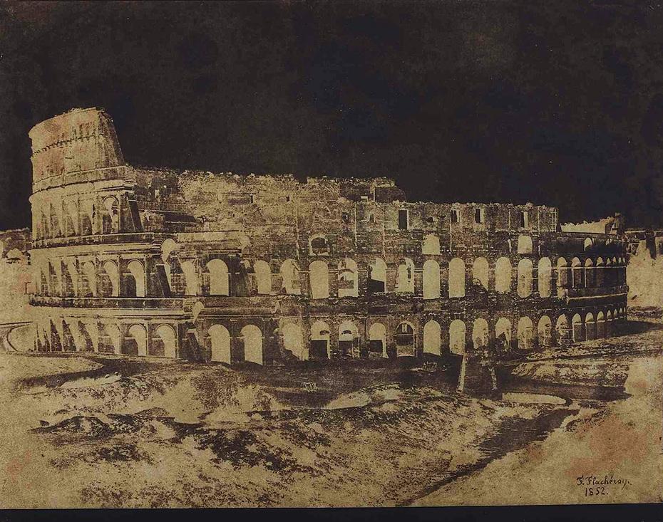 Frédéric Flacheron: Roman Coliseum.