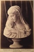 William England Cabinet Card, Mother