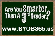 Are you Smarter Than a 3rd Grade