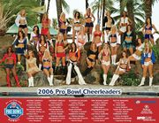 2006 Pro Bowl Cheerleaders