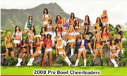 2008 Pro Bowl Cheerleaders