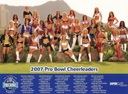 2007 Pro Bowl Cheerleaders