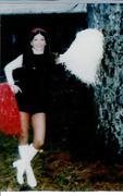 Denise Bauer Forrester- Atlanta Falcon Cheerleader, 1975