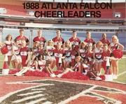 Atlanta Falcons Cheerleaders Coed Squad