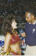 Wilma Childs Johnston & Lynn Swann 1993