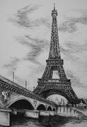 Paryż, zm