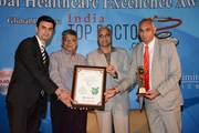 Global Healthcare Excellence Award to AKGsOVIHAMS
