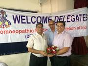 CME on GI disorders & Homoeopathic Approach by HMAI Delhi