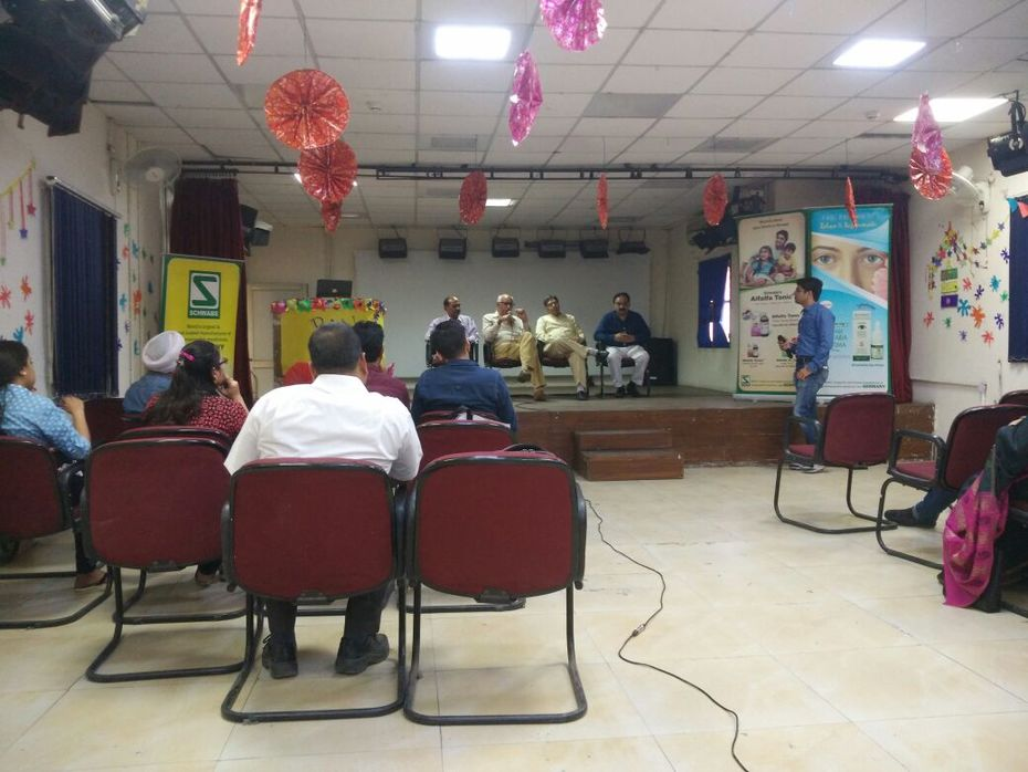 Interactive session during Panel discussion